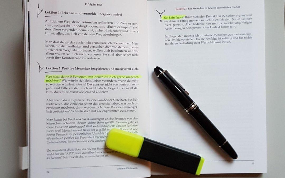 Buchempfehlung: Der Tag an dem sich alles änderte, Thomas Klußmann