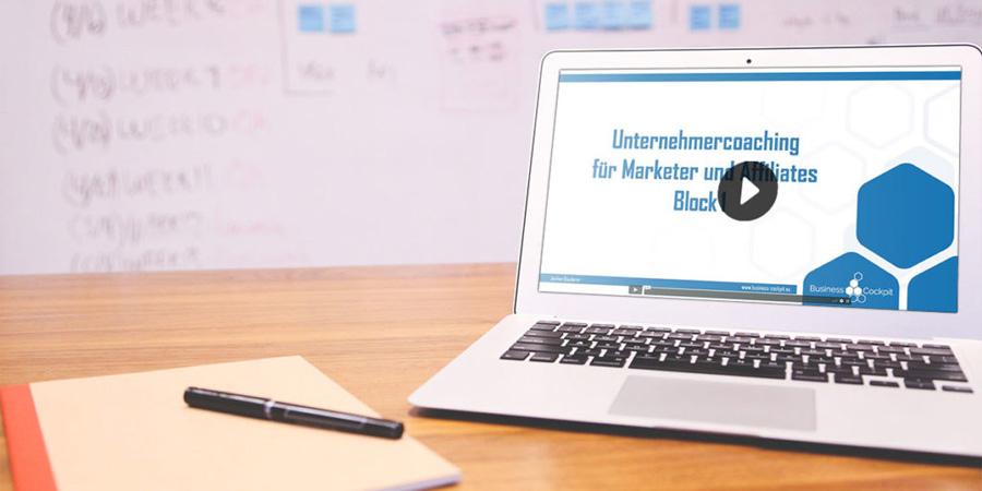Produktbild Onlinekurs für Affilates